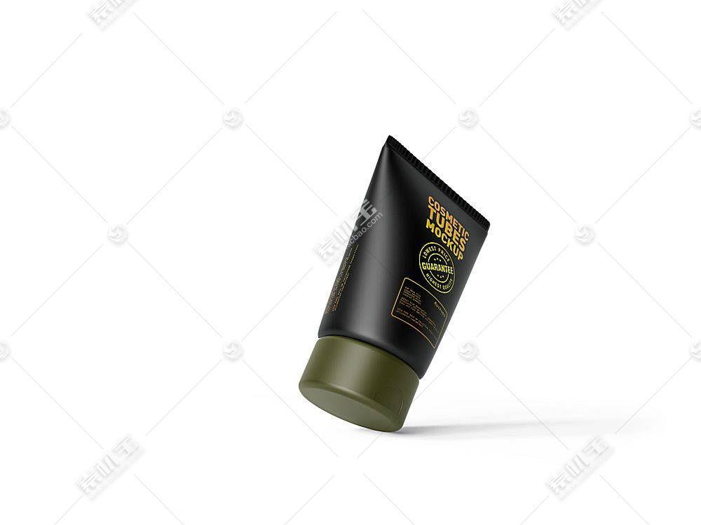化妆品原型场景样机