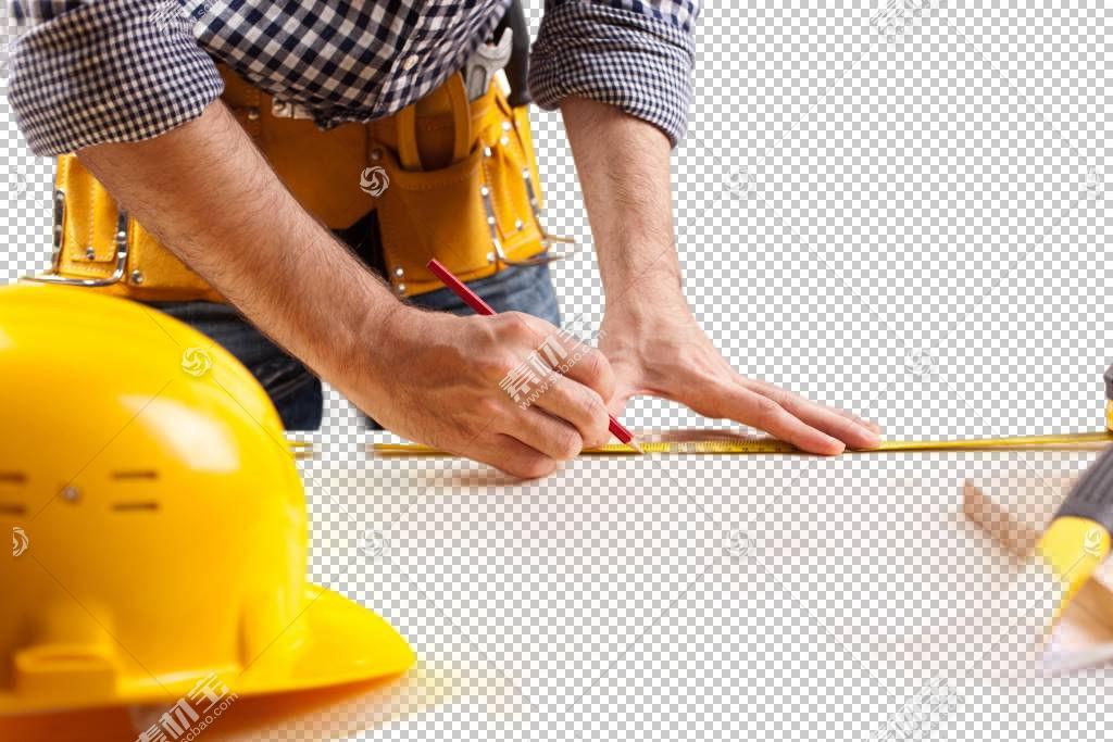 施工工程师画图的手