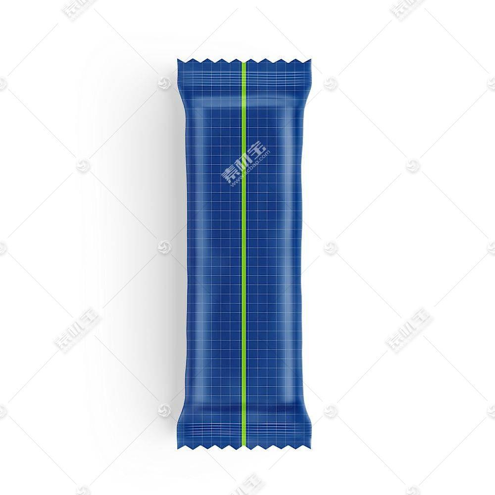 巧克力智能展示样机素材