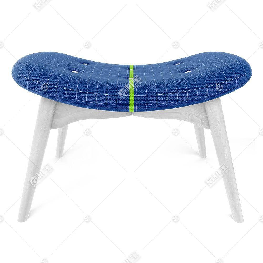 椅子凳子智能展示样机素材