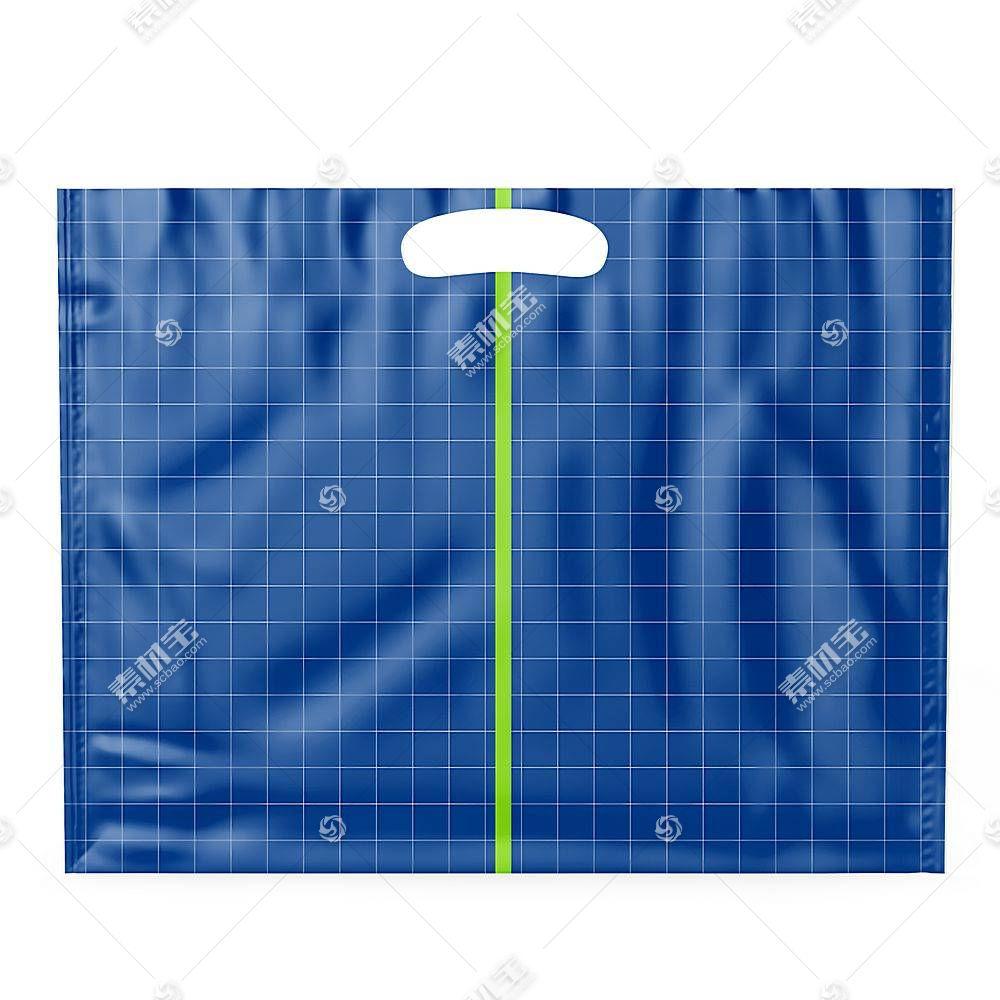 购物袋智能展示样机素材