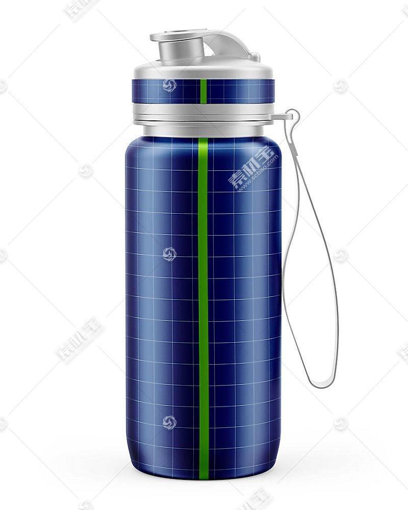 饮水瓶智能展示样机素材