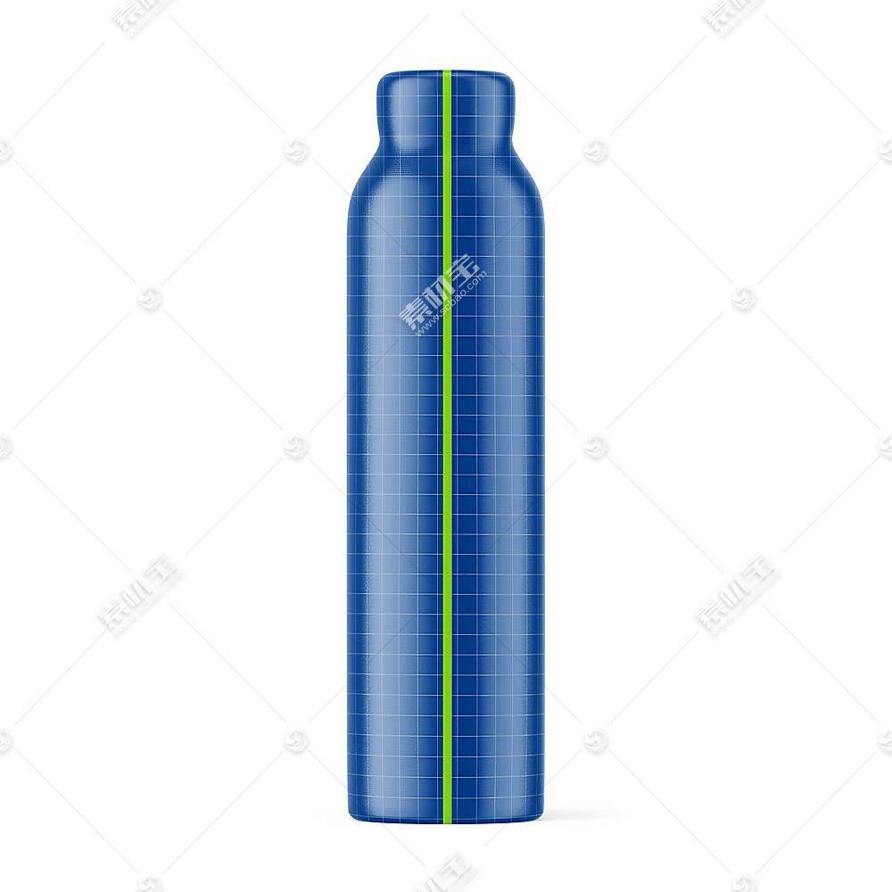 瓶子智能展示样机素材