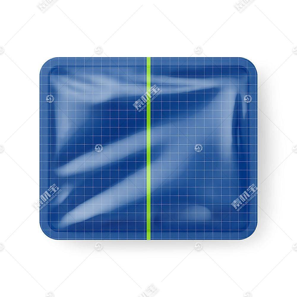 面膜智能展示样机素材