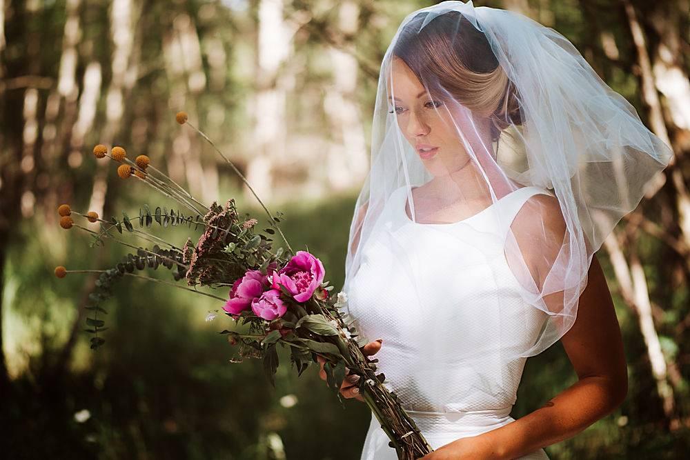 女人,新娘,妇女,女孩,婚礼,穿衣,深度,关于,领域,酒香,壁纸,
