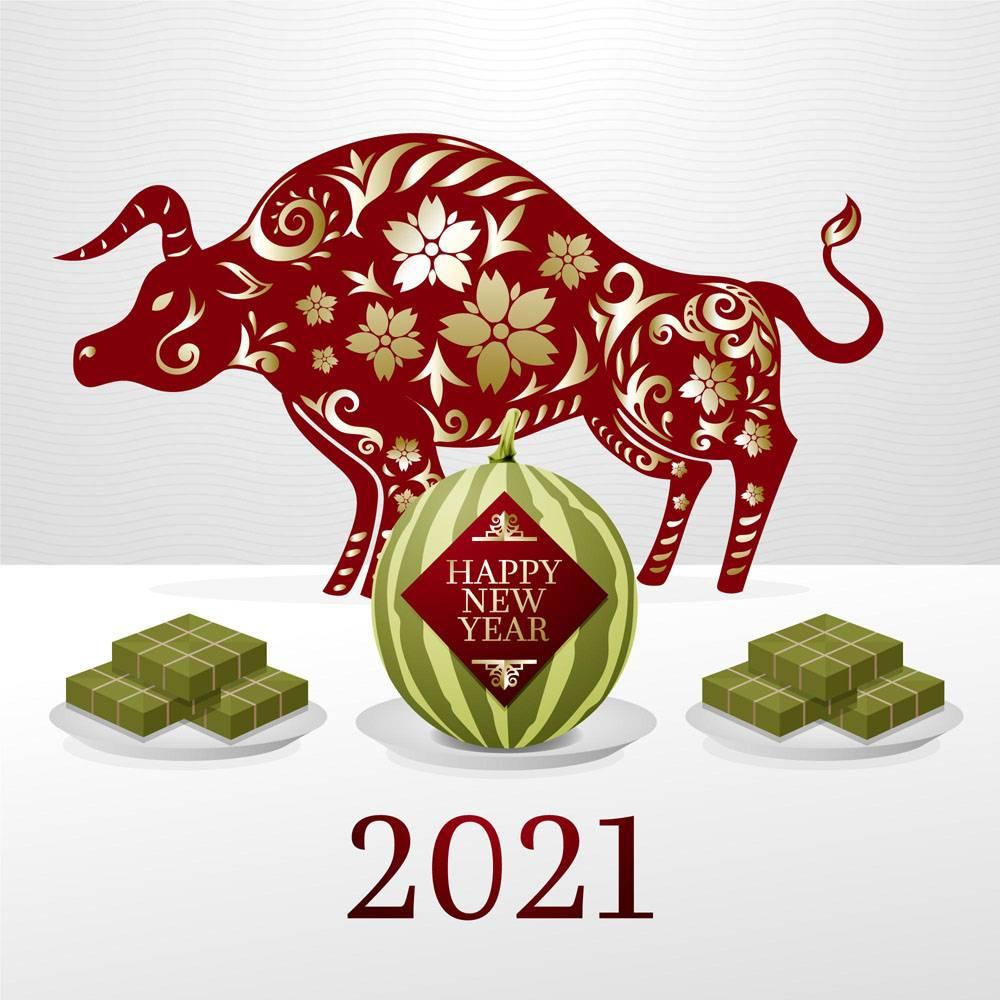 2021详细平淡越南新年