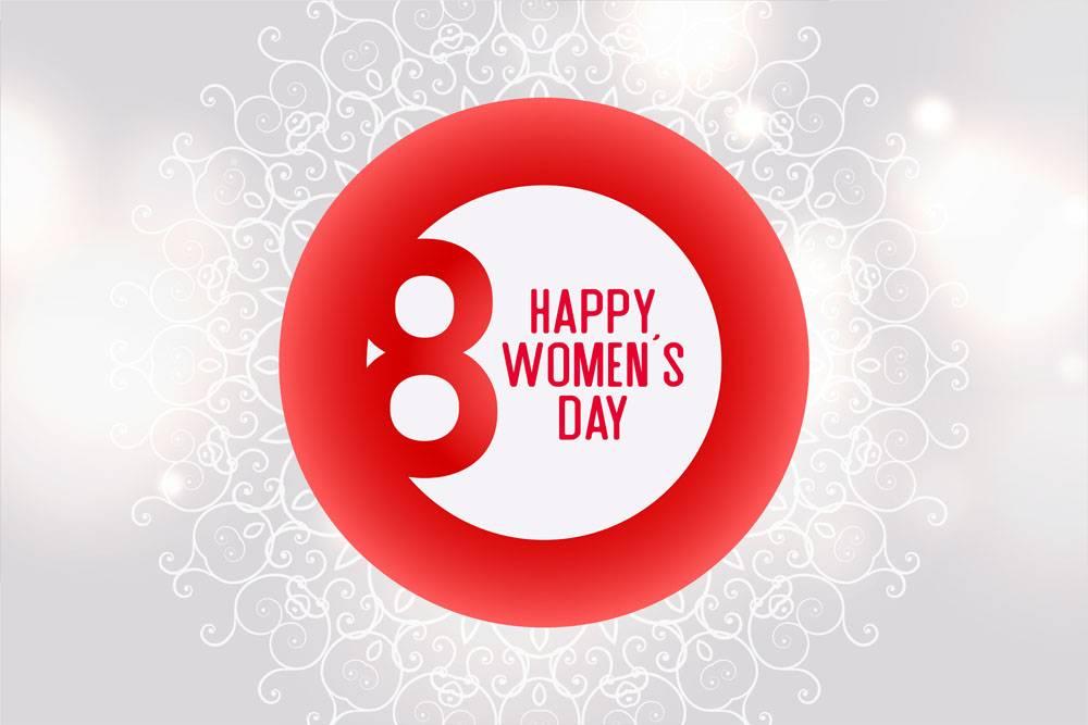 国际妇女节庆祝活动背景模板_69182500101