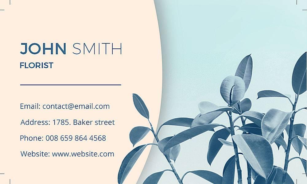 植物名片模板_11533850102