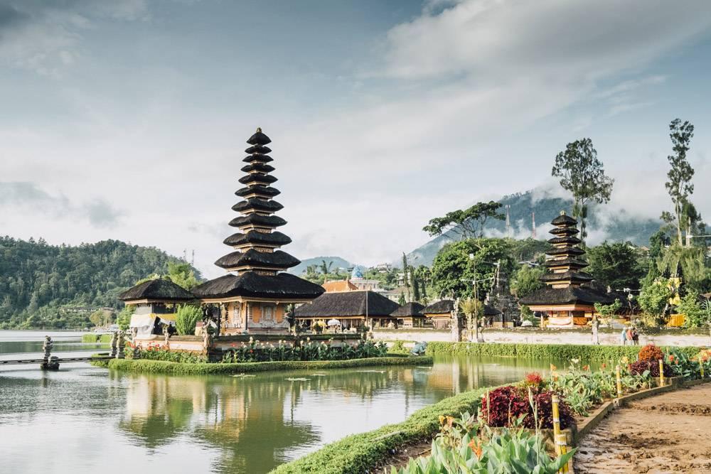 印度尼西亚巴厘塔_469402701