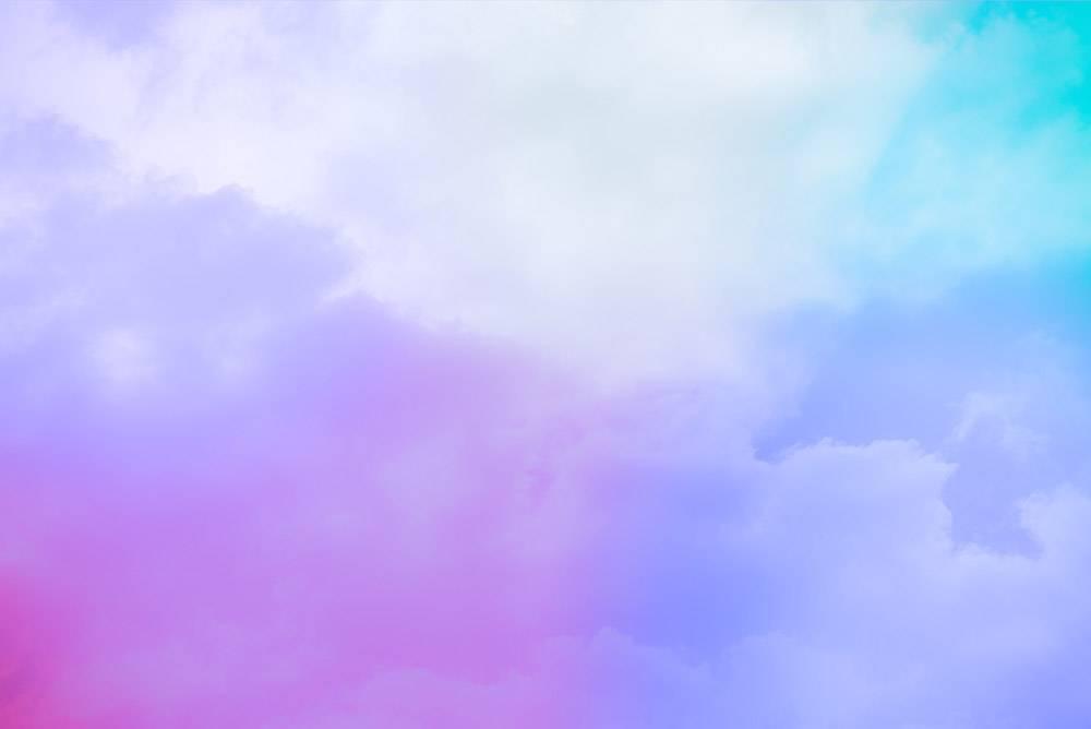 绚丽多彩的艺术天空令人惊叹_12499295