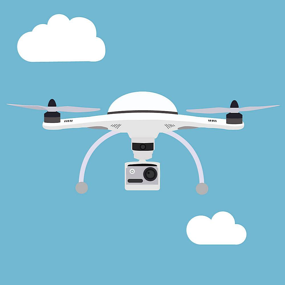 无人机背景设计_1001395