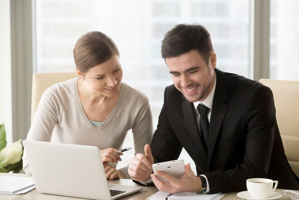 快乐的商业伙伴整理创业想法_4013231