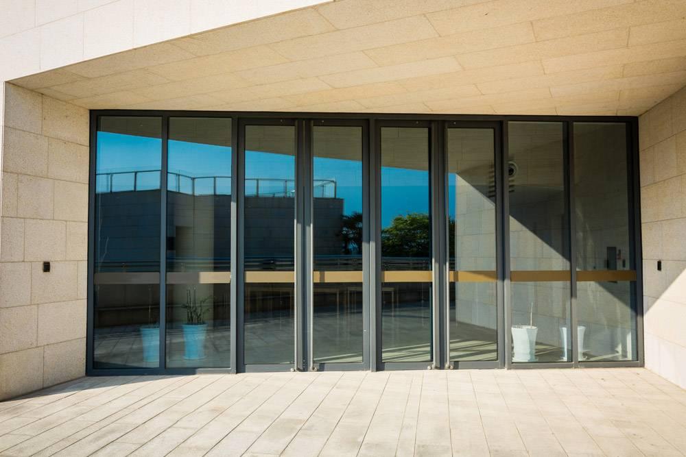 建筑玻璃入口_1242896