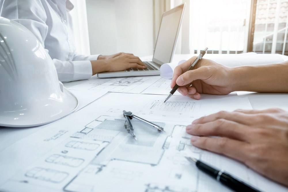 建筑项目工程师会议与合作伙伴合作_1211568