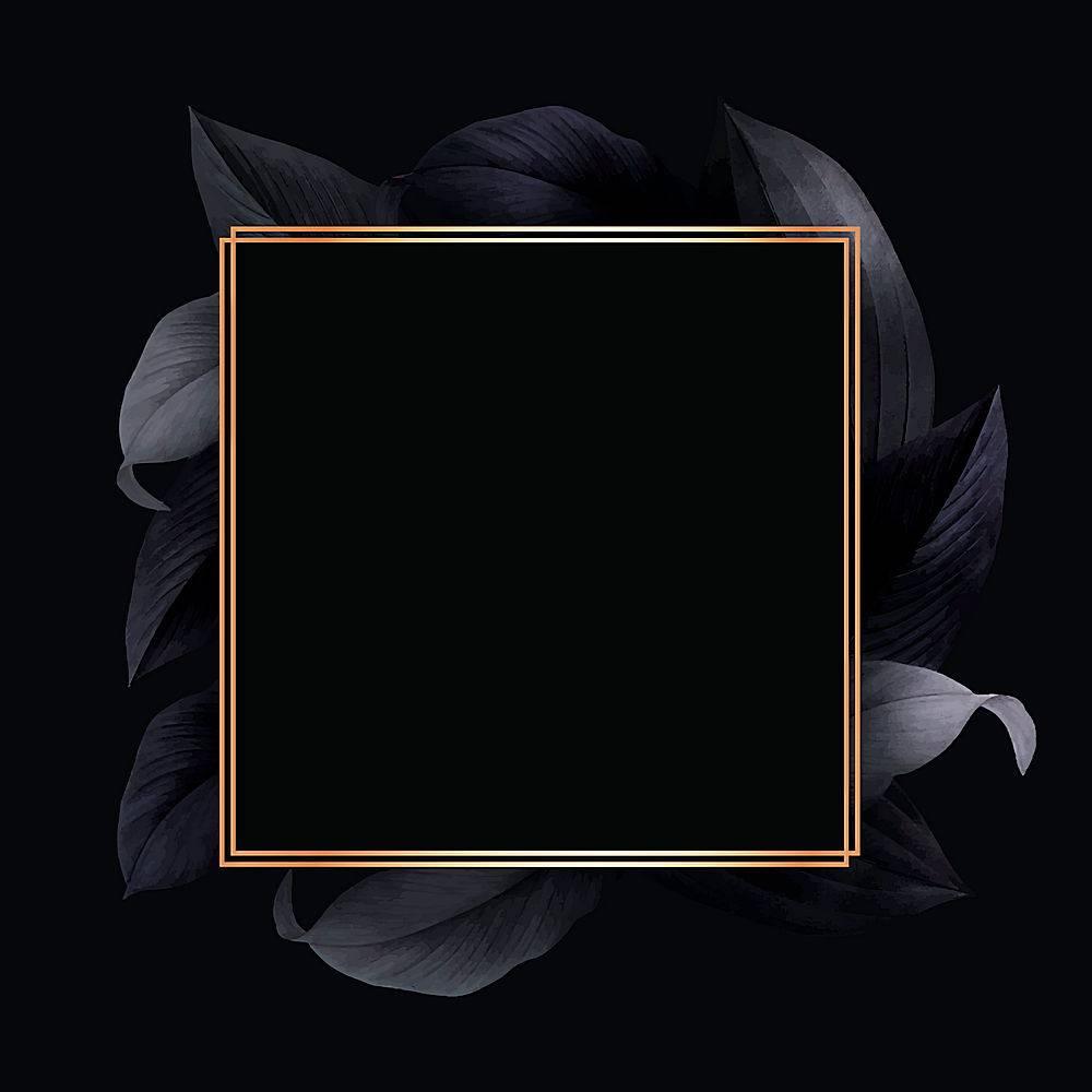 叶面装饰框_4435960