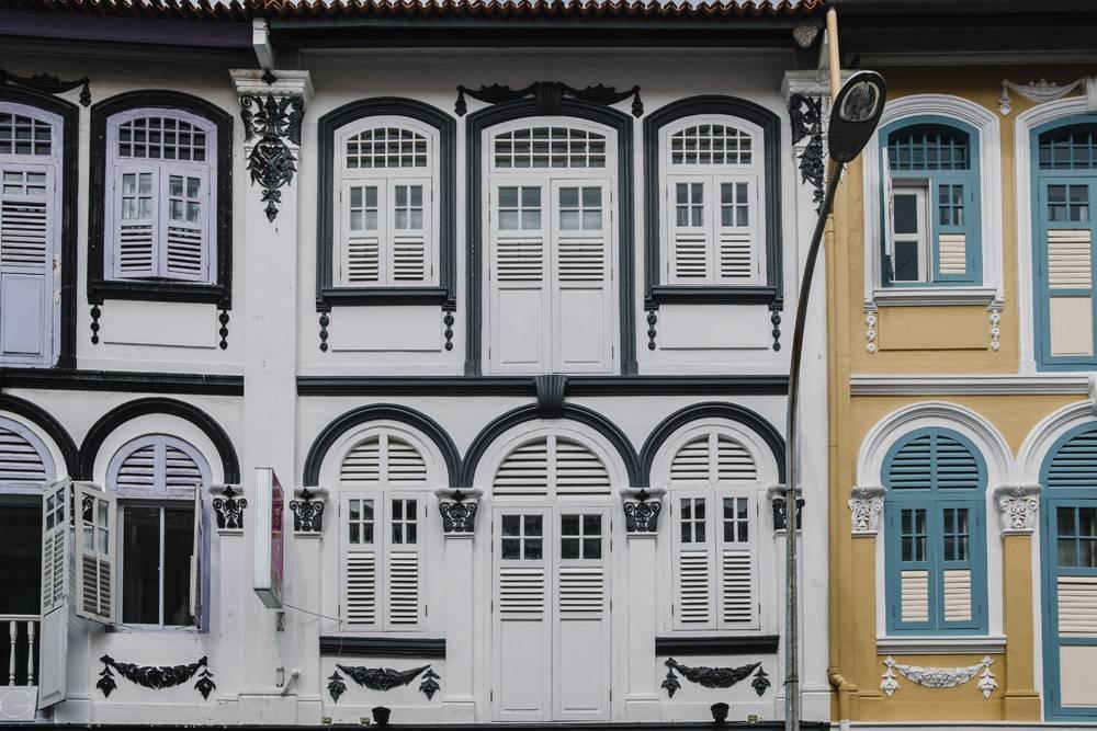 新加坡的殖民地风格建筑_4693958