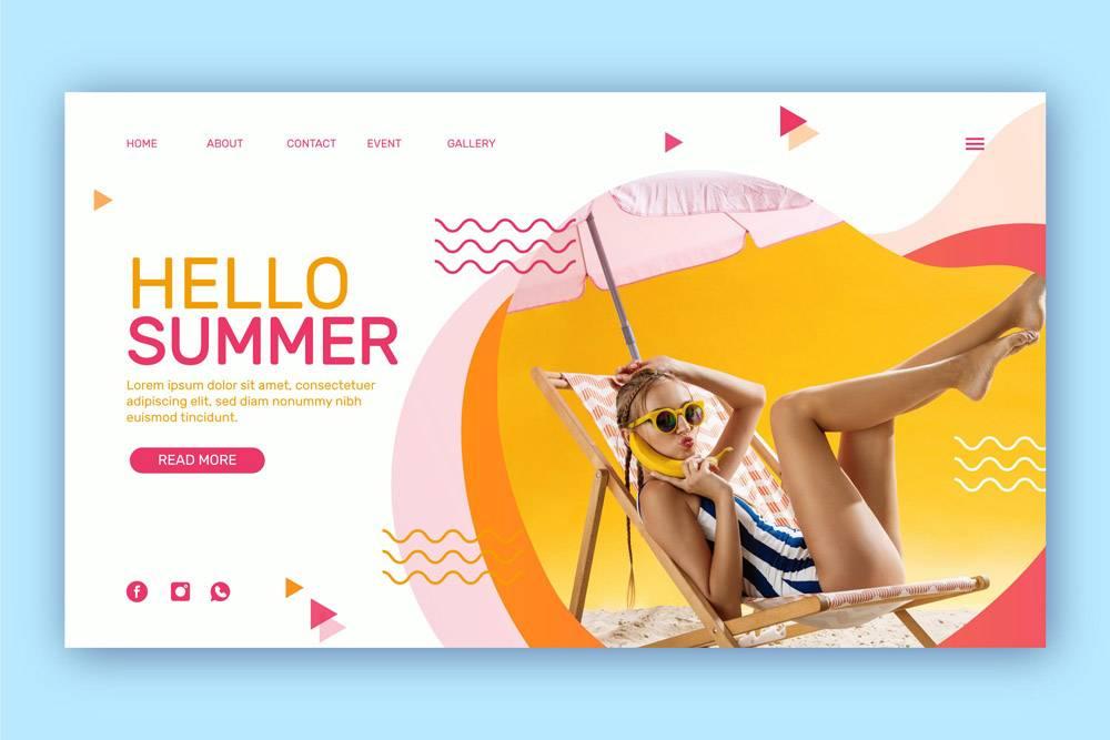 您好夏季登录页面附图_7962595