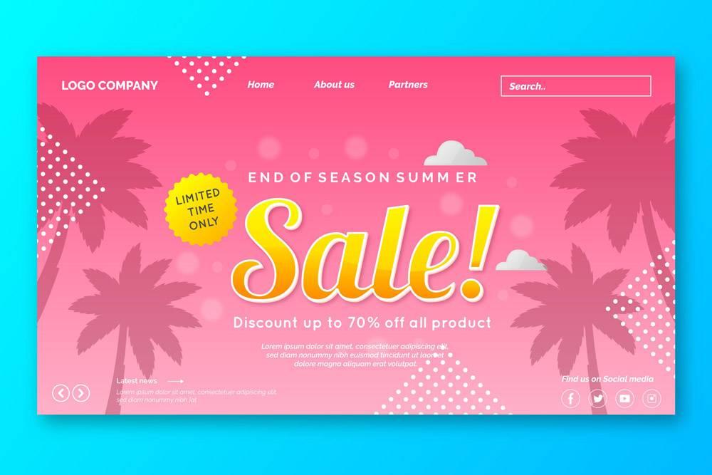 季末夏季销售登陆页面_9226353