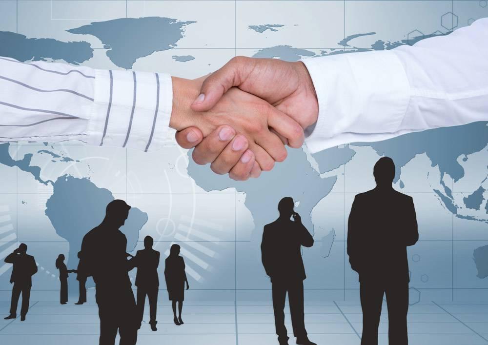 世界商業商人關系全景式_1074677