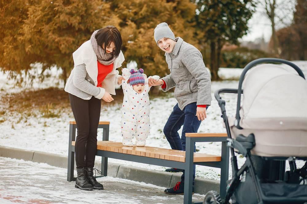 冬日家庭_3179142