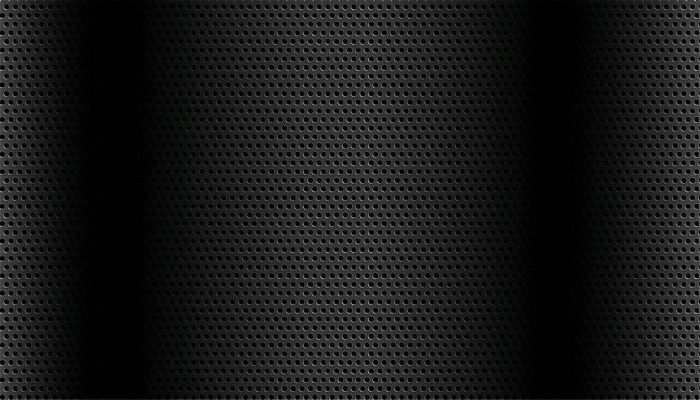 黑色金属具有详细的圆形网格_5701158